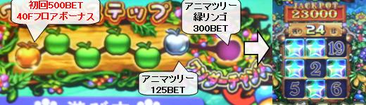 ワンダーチャンス 3000枚
